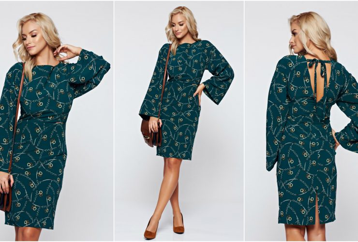 rochii-de-primavara-de-zi-elegante